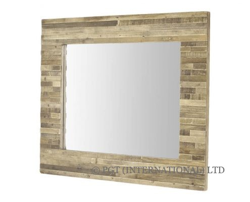 Tuscanspring solid timber mirror