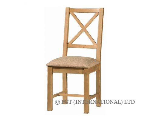 tuscanspring cushioned dining chair