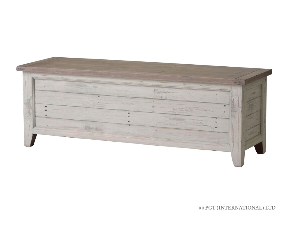 brittany solid timber blanket box