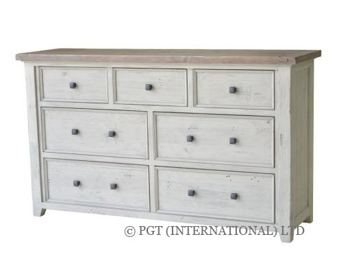 Brittany Collection recycled wood dresser