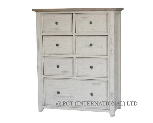 Brittany Colelction sustainable wood tallboy