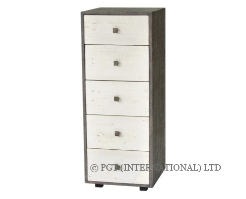 Calais Collection recycled timber lingerie cabinet
