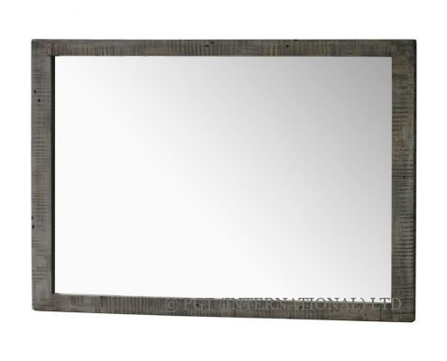 Calais Collection recycled timber mirror