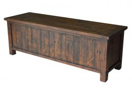 Cocobu Collection solid timber blanket box