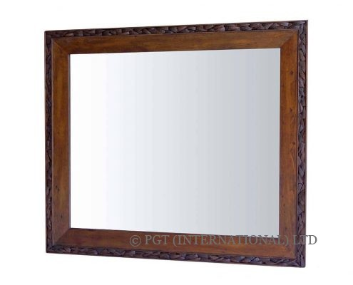 Cocobu Collection reclaimed timber mirror