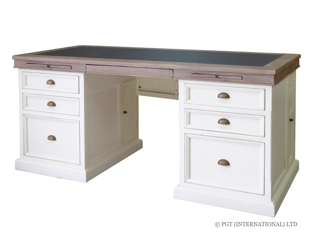 Cornwall Collection recycled timber desk