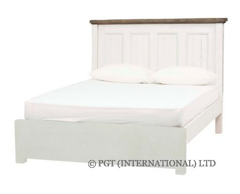 cotswolds solid timber bed frame