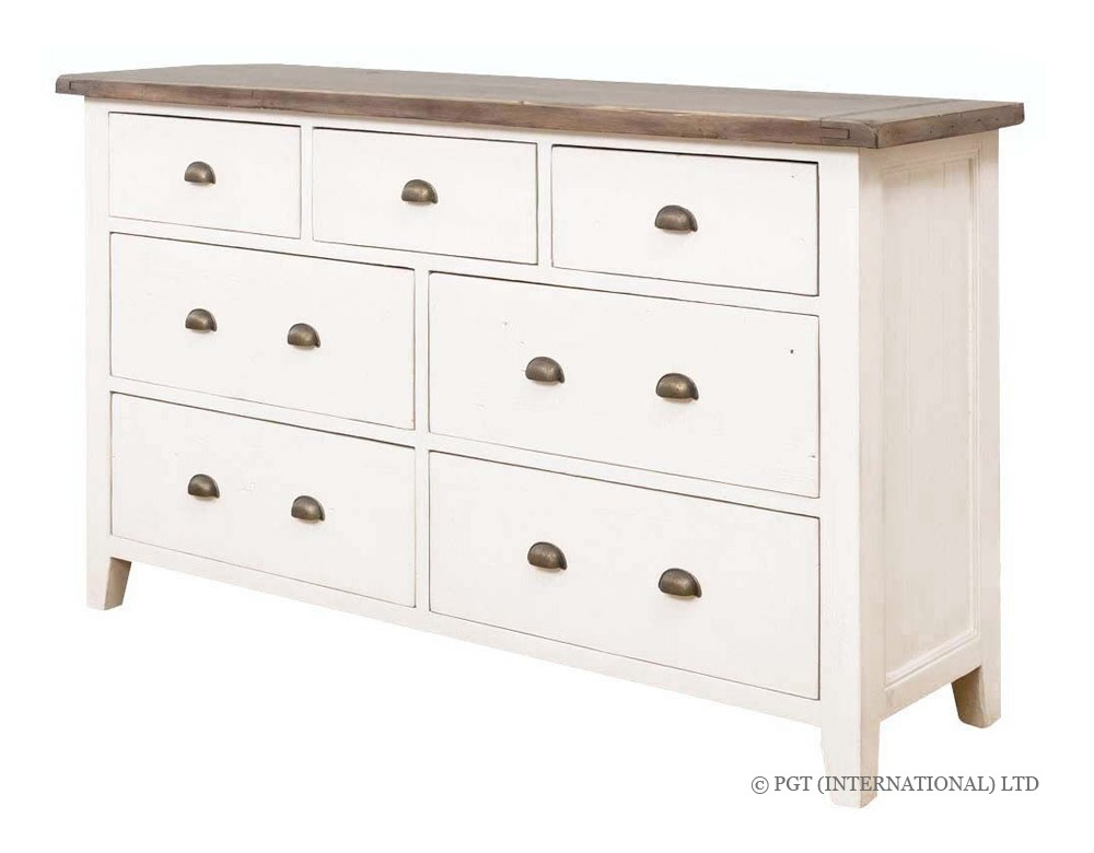cotswolds recycled timber dresser