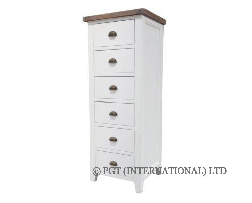 cotswolds solid timber lingerie cabinet dresser