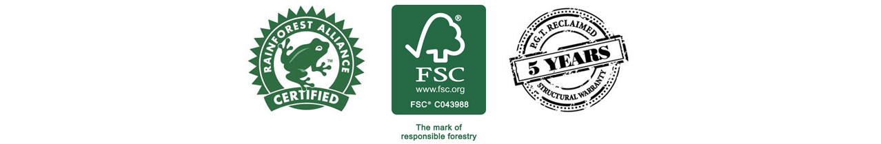 FSC Certified Furniture