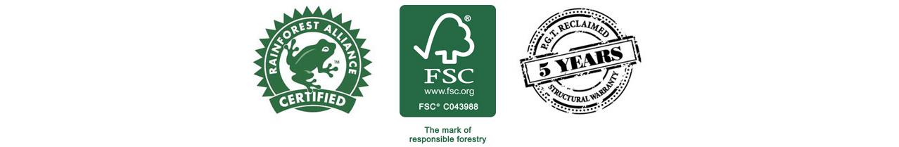 FSC Certified Furniture