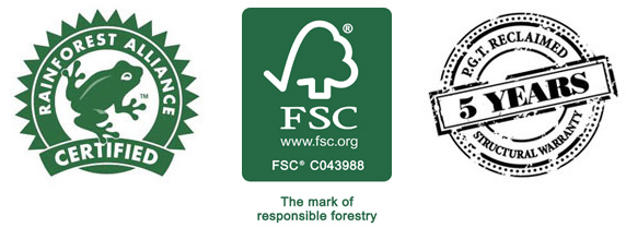 FSC Certified Recycled