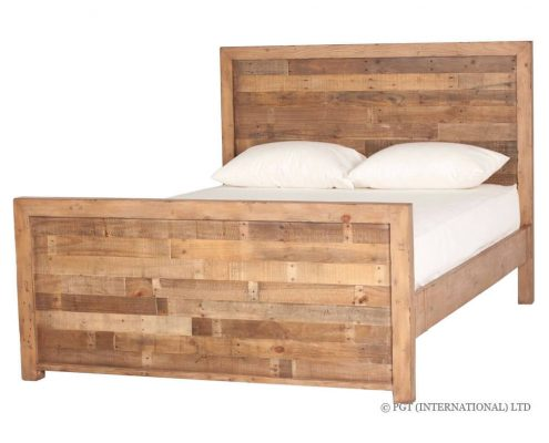 Independence Collection Recycled Timber Bed