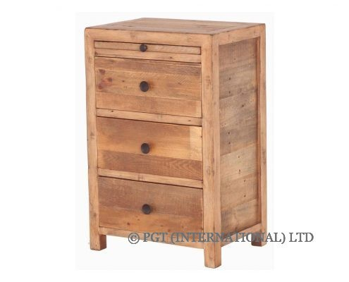 independence timber bedside table