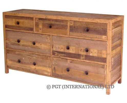 independence recycled wood dresser