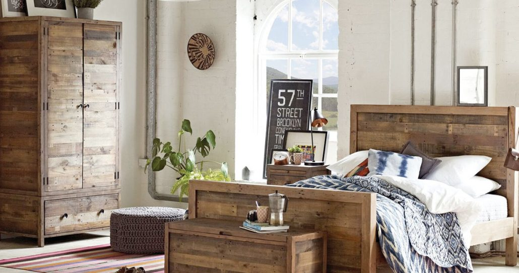 independence collection wooden bedroom furniture