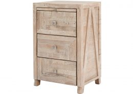 Rhodes collection bedside table