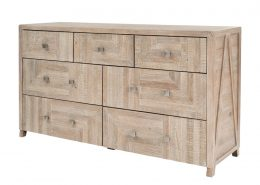Rhodes classic timber dresser