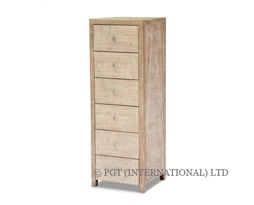rhodes collection timber lingerie dresser