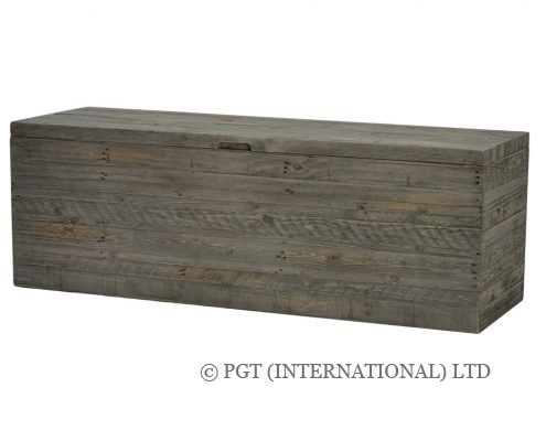 rustic bayview blanket box