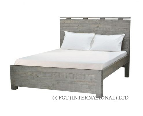 rustic bayview bed