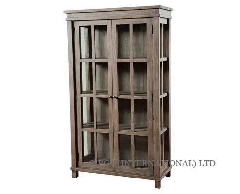 settler display cabinet