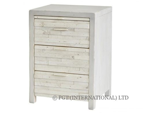 Trulli Collection solid timber bedside cabinet