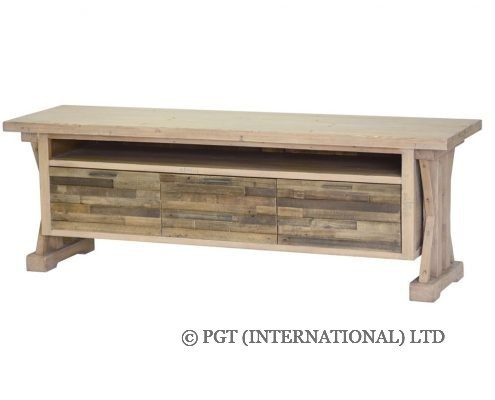 TuscanSpring Collection classic timber tv cabinet