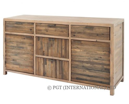 tuscanspring timber kitchen buffet
