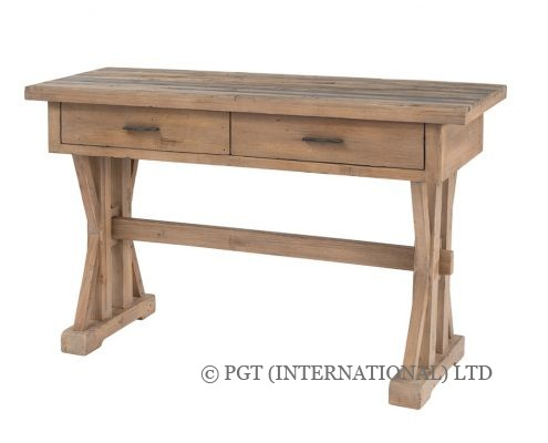Tuscanspring timber hall table