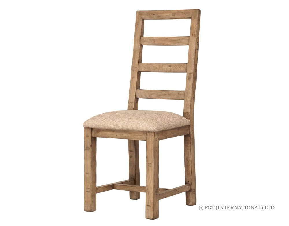 Woodenforge Collection reclaimed wood chair