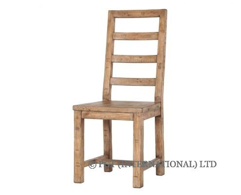 Woodenforge Collection recycled chairs