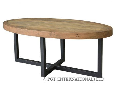woodenforge oval table